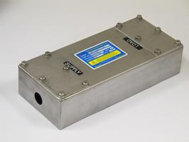 Compact EMI filter