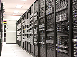Preserving information security at data centres