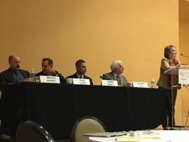 ECNE panel members