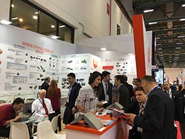 IDEF the busy IMCA stand